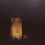 Westminster Tower 120 x 120cms