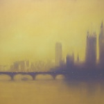 Yellow Westminster 135 x 150cms